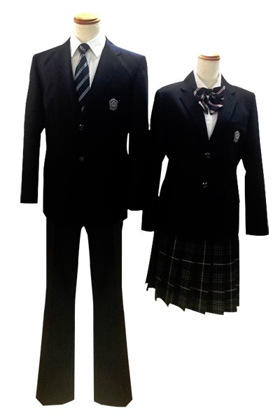 稲田中学校制服