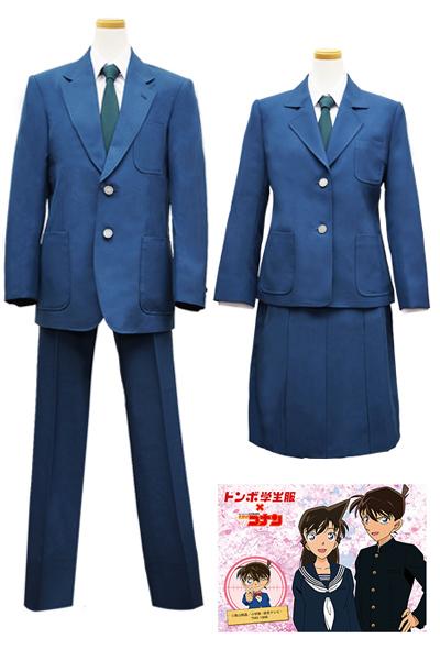 菅中学校制服